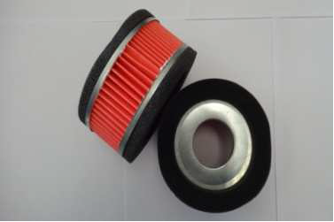 Round Scooter Air Filter