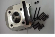Jonway, Big boy, Gomoto, Scooter GY6 150cc Cylinder Head Complete