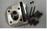 Jonway, Big boy, Gomoto, Scooter GY6 125cc Cylinder Head Complete