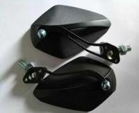 Black Aluminium Mirrors includes