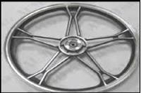 Suzuki GN Front Rim