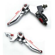 Pitbike Clutch and Brake Levers