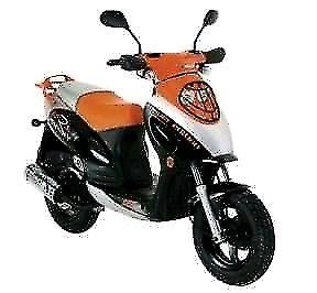 GY6 150cc Exhaust, for Big boy, Jonway, Gomoto