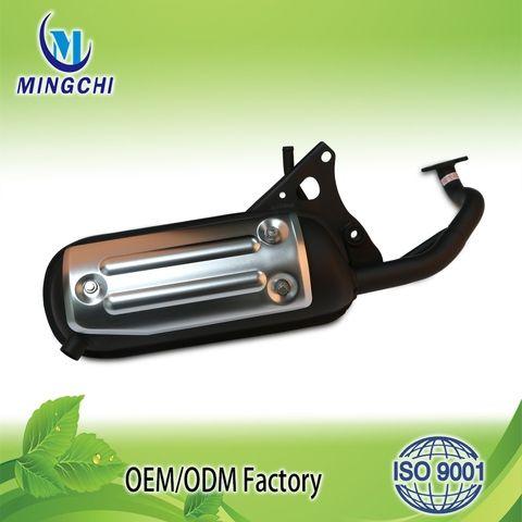 Yamaha BWS 100 Exhaust