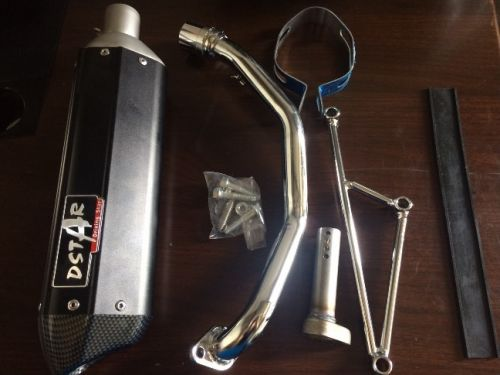 Scooter Performance Exhaust - Universal